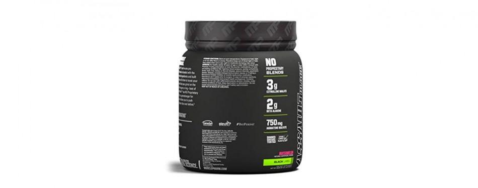 MusclePharm Assault Pre-Workout Supplement