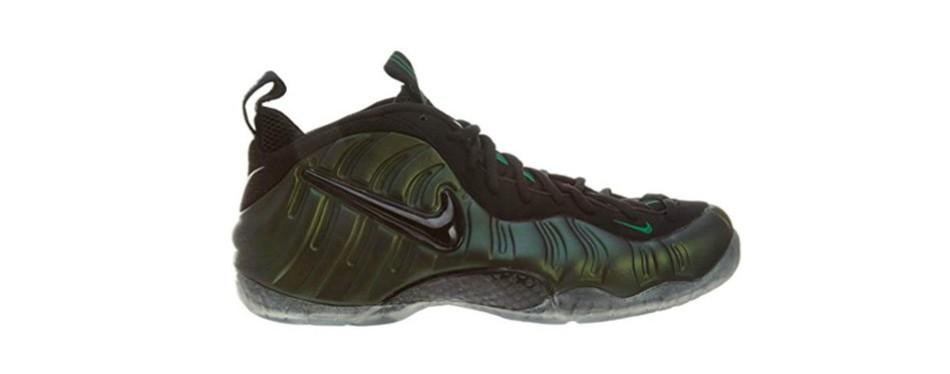 NIKE Air Foamposite Pro Basketball Sneakers