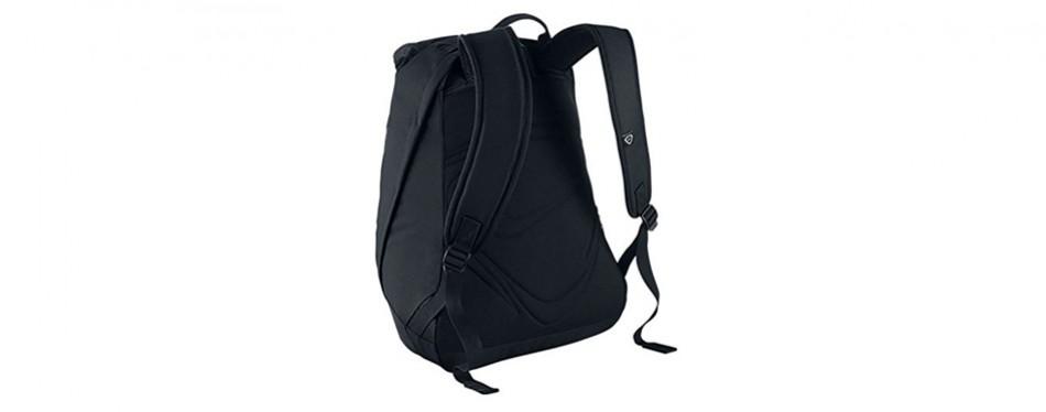 NIKE Club Team Soccer Bagpack 45x35x22,5 cm Black Swoosh