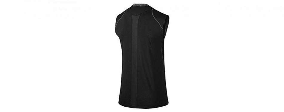 NIKE Men's Pro Cool Dri-Fit Fitted Sleeveless Training Shirt