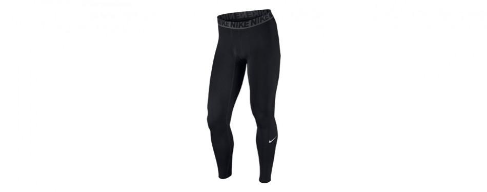 nike men's base layer training tights