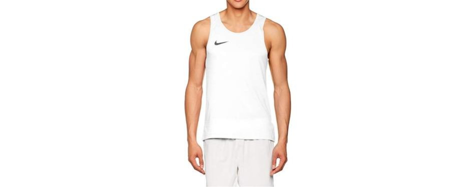 NIKE Men's Dry Basketball Tank