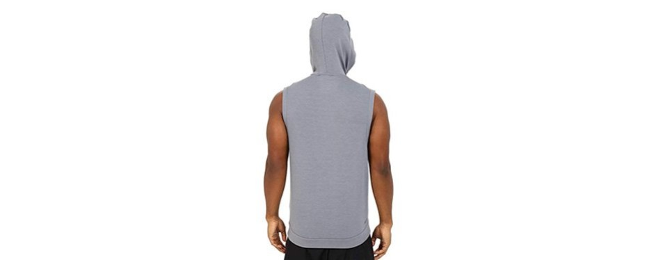 NIKE Men's Fleece Pullover Sleeveless Training Hoodie
