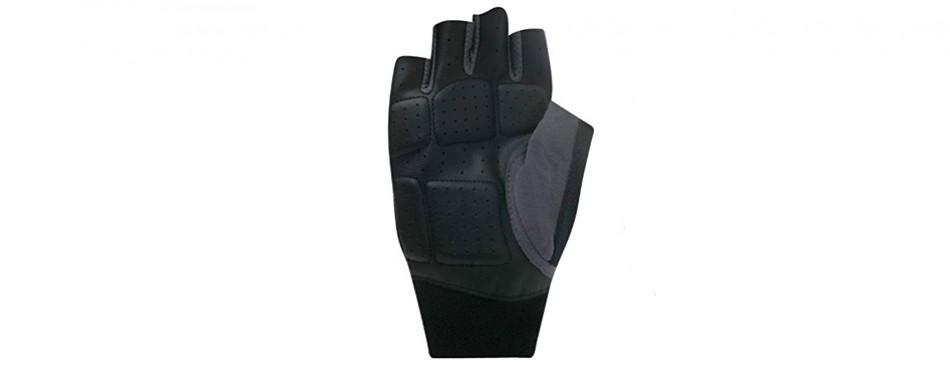 NIKE Men's Lock Down Weightlifting Gloves