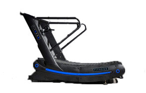 NNI Fitness Curved Treadmill