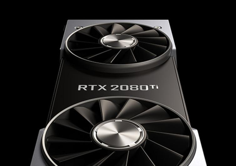 NVIDIA Ge-Force RXT 2080 Ti