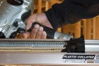 Nail Gun - Hitachi NR90AES1 Plastic Collated Framing Nail Gun