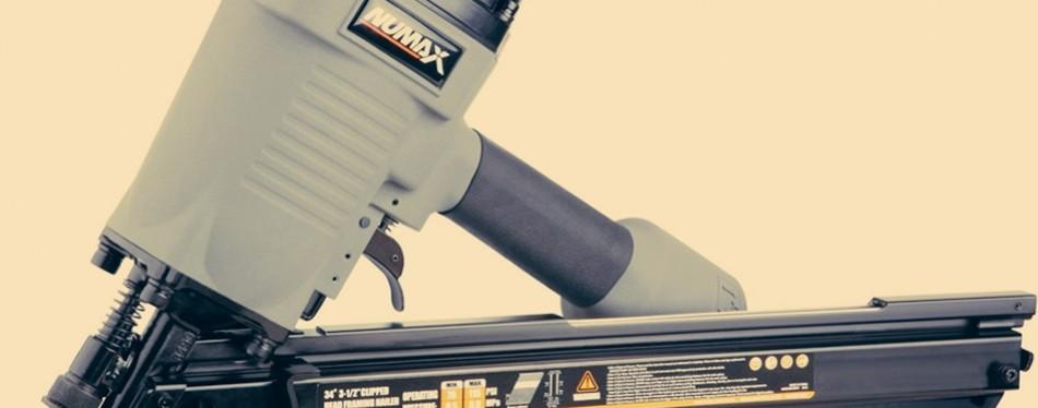 Nail Gun - NuMax SFN64 Finishing Nail Gun