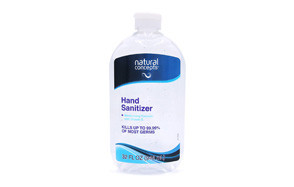 Natural Concepts Hand Sanitizer Gel