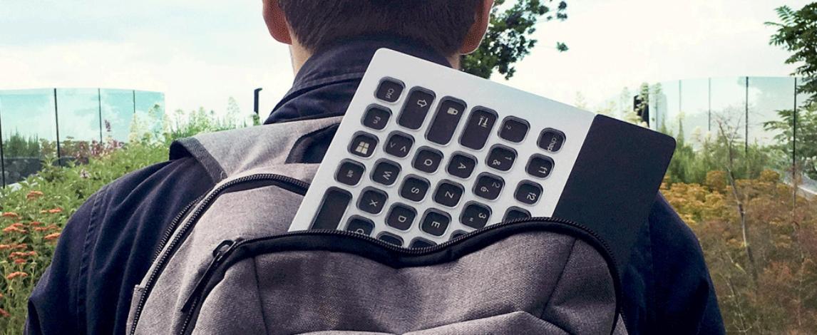 Nemeio E-Ink Keyboard