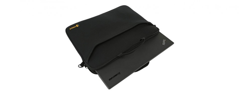 Neoprene Briefcase Laptop Bag Crossover