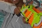 Nerf Zombie Strike Brainsaw Blaster