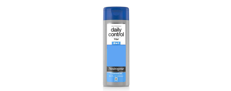 Neutrogena T/Gel Daily Control 2-in-1 Anti-Dandruff Shampoo