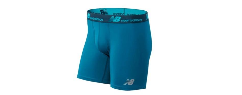 New Balance Men's Dry Fresh Workout Briefs