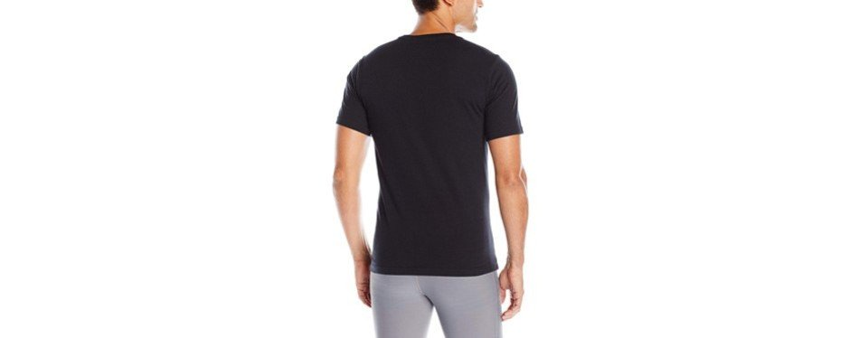 New Balance Mens Split Sports Style Tee