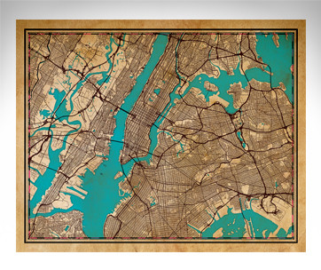New York City Elite Print