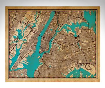 New York City Elite Print