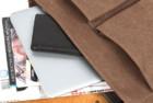 NiceEbag Leather Briefcase