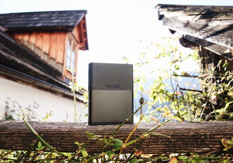 Nimble 10-Day Fast Portable Charger