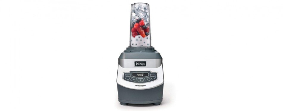 Ninja Professinoal Blender with Nutri Ninja Cups
