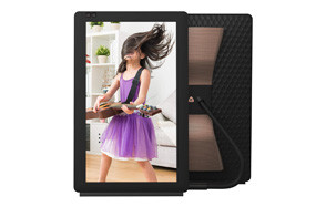 Nixplay Seed Wave 13.3 Inch Digital Wi-Fi Photo Frame W13C Black