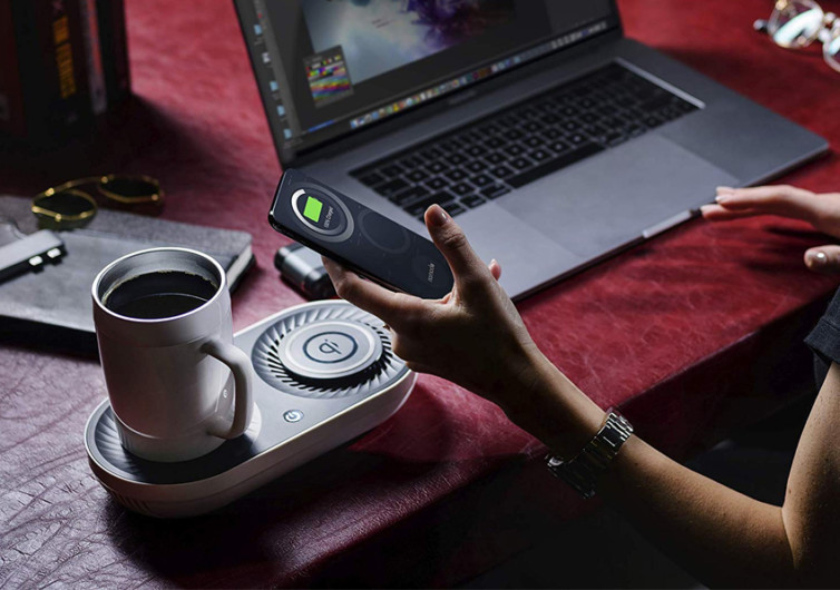 Nomodo Wireless Charging Mug Warmer