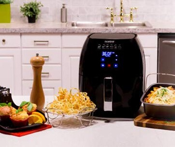 NuWave Versatile Brio Air Fryer