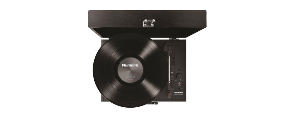 Numark PT01 Suitcase Turntable