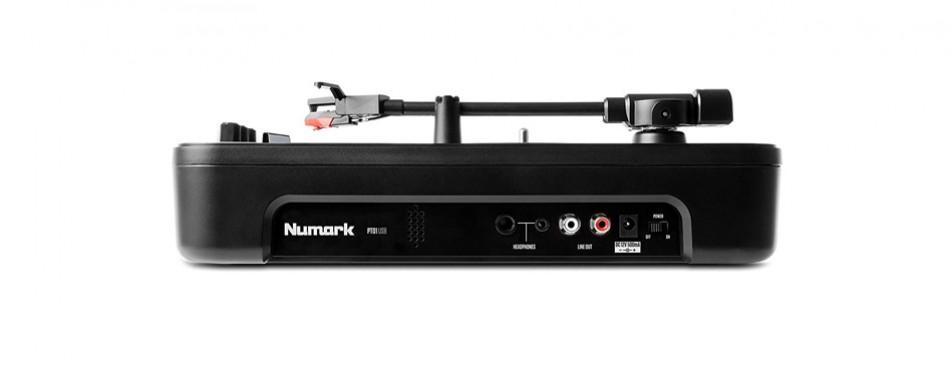 Numark PT01USB Portable Turntable