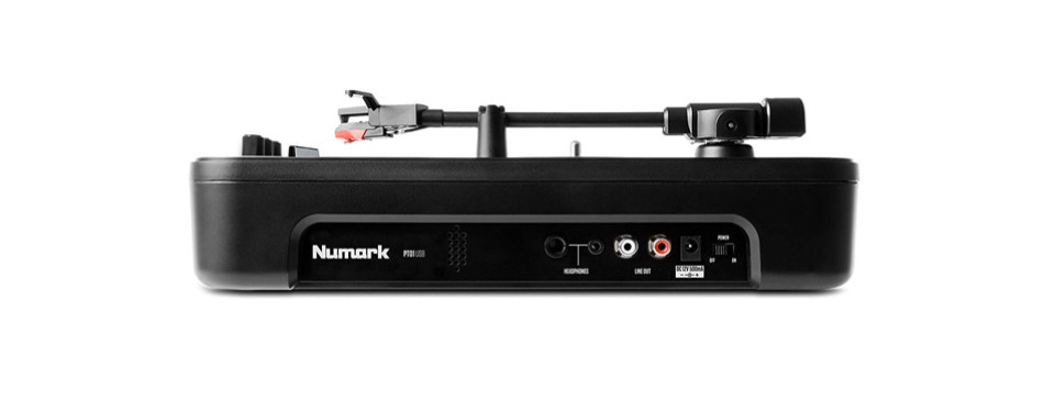 Numark PT01USB Portable Turntable