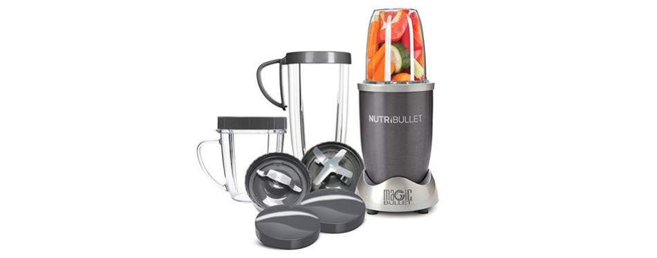 NutriBullet 8-Piece Blender and Mixer System