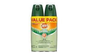 OFF! Deep Woods Bug Repellent