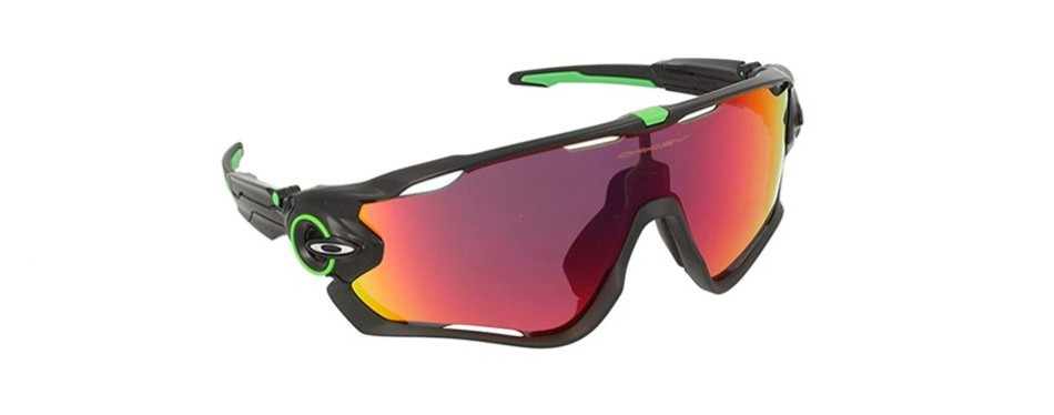 Oakley Jawbreaker Non-Polarized Iridium Rectangular Sunglasses