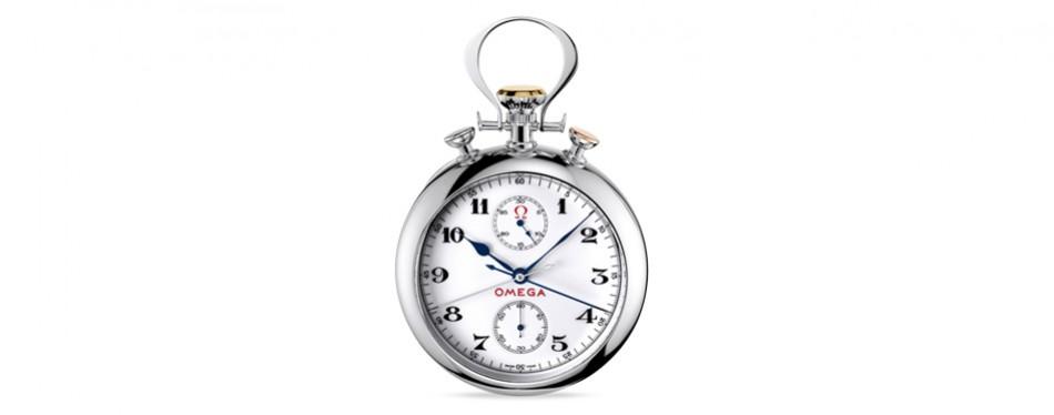 Omega Olympic Pocket Watch