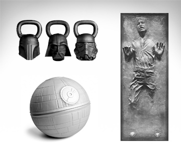 Onnit Star Wars Fitness Range