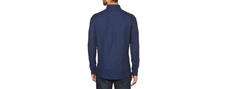 Original Penguin Jaspé Stretch Flannel Shirt