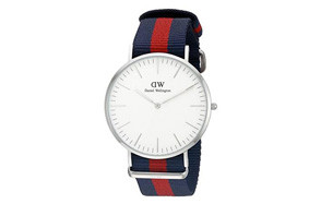 Oxford 0201DW Stainless Steel Daniel Wellington Watch