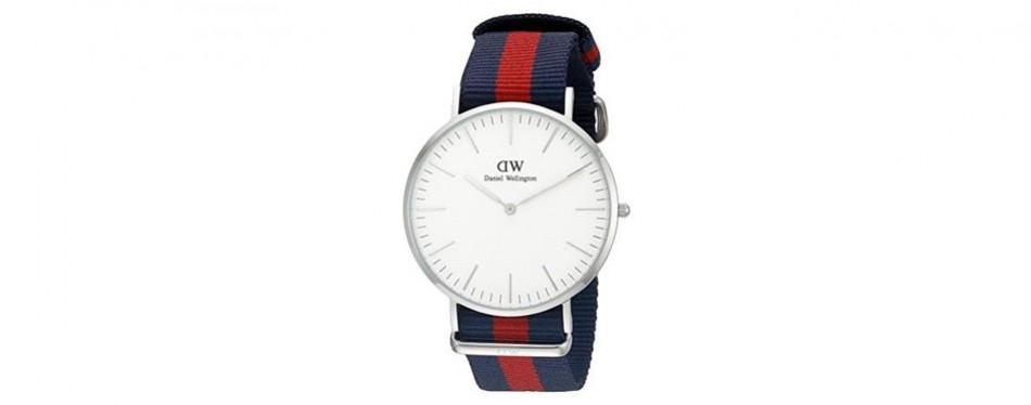 Oxford 0201DW Stainless Steel Daniel Wellington Watch