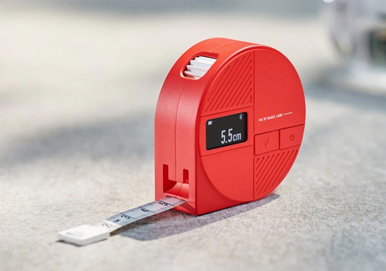 PIE Smart Tape Measure