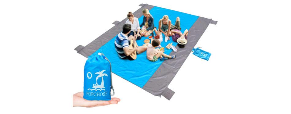 POPCHOSE Beach Blanket