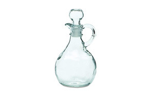 anchor hocking glass cruet