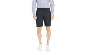 calvin klein men's refined chino stretch short