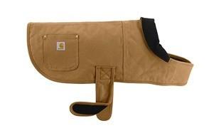 carhartt chore coat dog vest