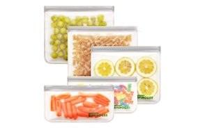 envirogen reusable storage bags