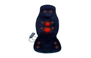 five s fs8812 10 motor vibration massage seat cushion