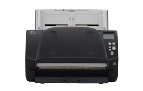 fujitsu workplace series fi 7160 color duplex document scanner