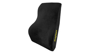 goodyear gy1015 full size back support pillow for office chair or car