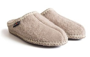 haflinger men's as classic slipper