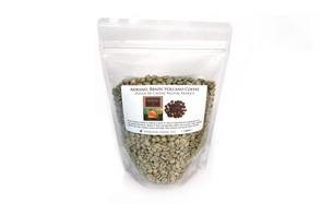 heirloom coffee llc brazil adrano volcano green unroasted coffee beans