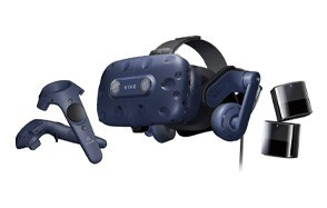 htc vive pro virtual reality system
